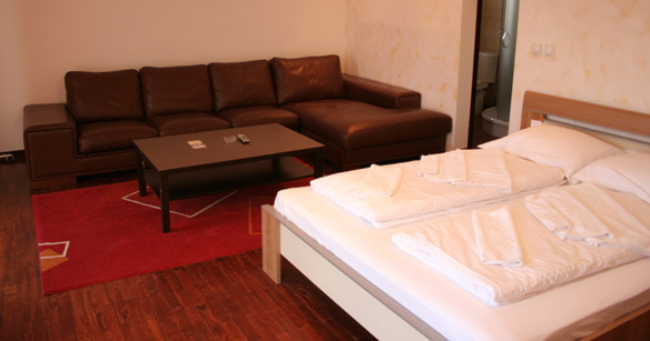 Rooms in Vila Senjak
